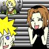 yasuna wants to be like tsunade