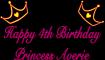 Happy Birthday Averie