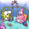 Baby Spongebob &+ patrick