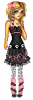 Pink & Black Scene Girl <3