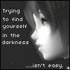 Kairi in the darkness